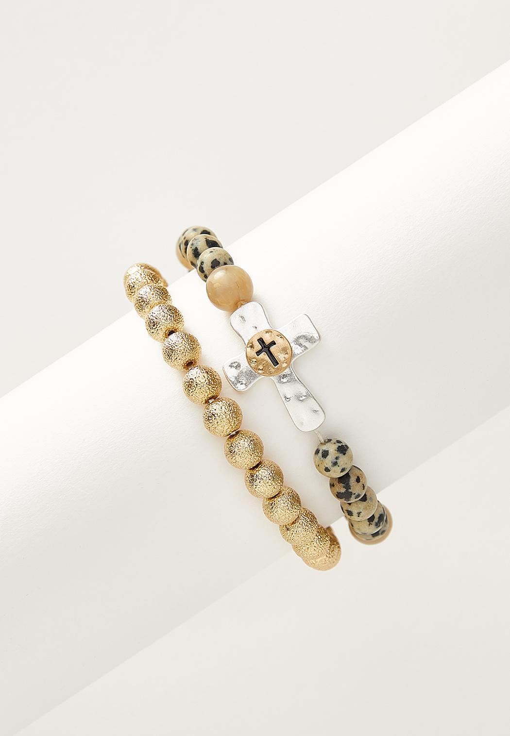 Inspirational Bracelet Set