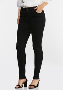 The Perfect Black Jeggings