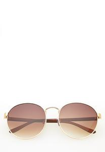 Glam Round Sunglasses