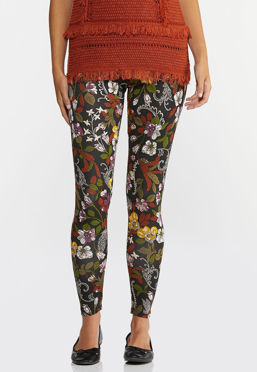 Garden Floral Leggings