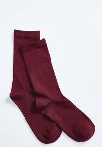 Solid Colored Socks