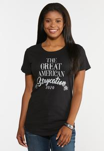 Great American Staycation Tee