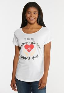 Healthcare Worker Thank You Tee