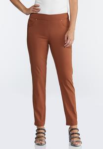 Slim Bengaline Pants
