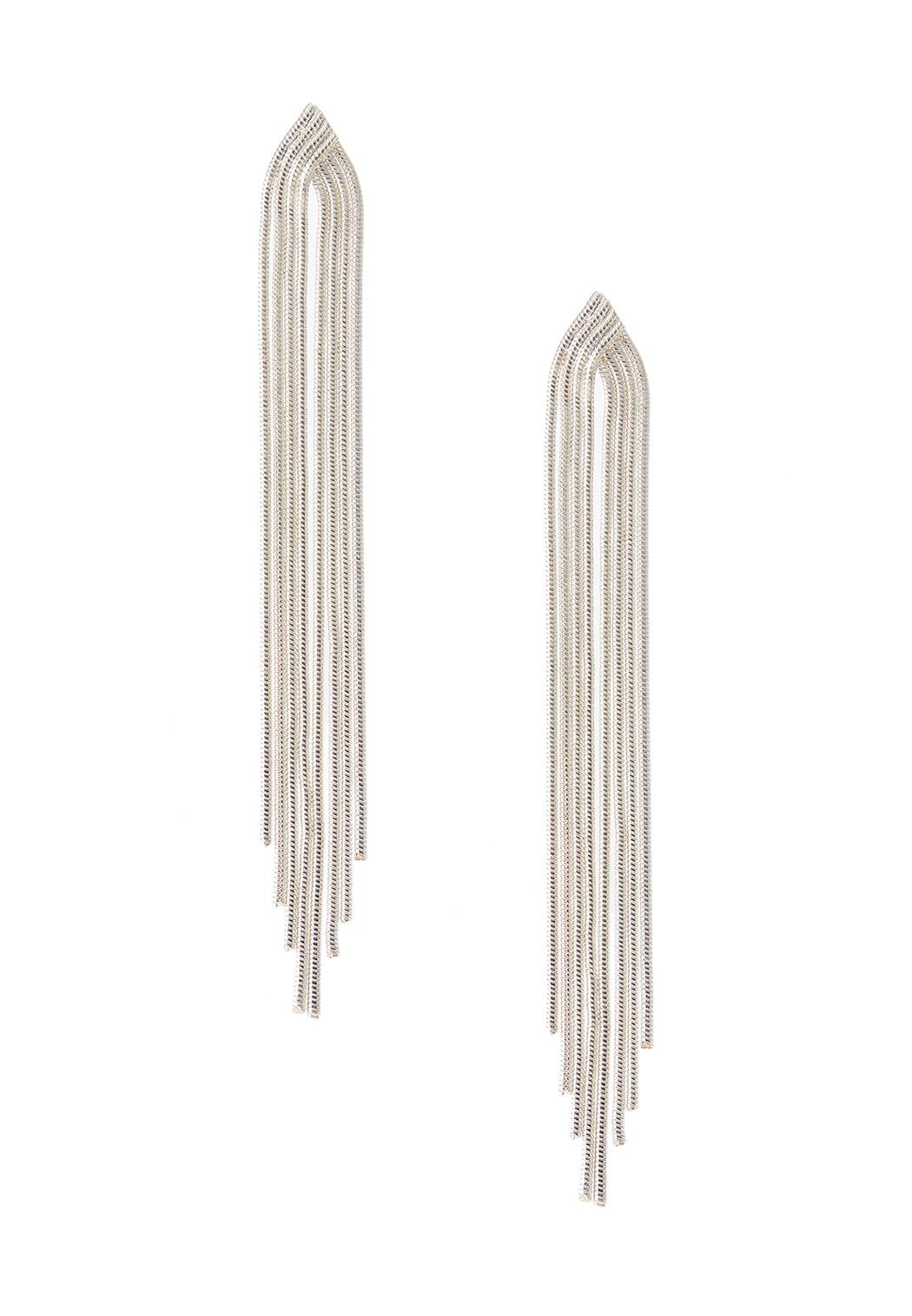 Raining Chain Earrings