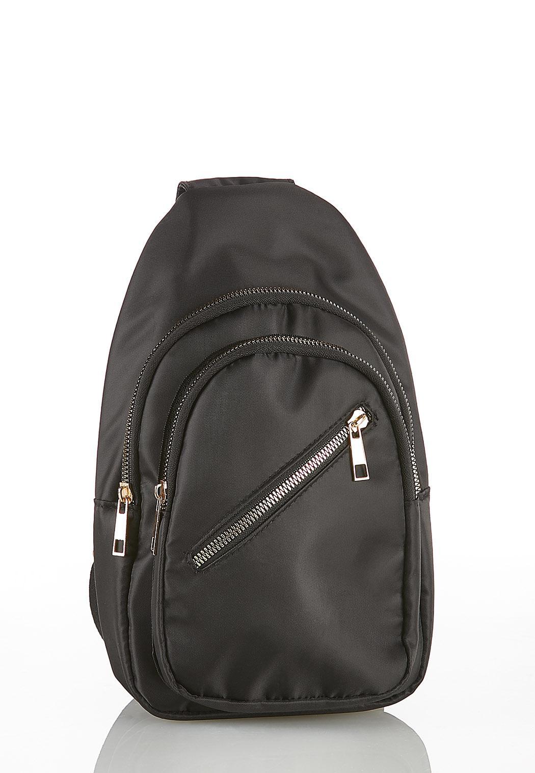 Nylon Zippered Bag