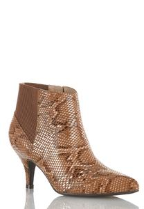 Snake Stretch Booties