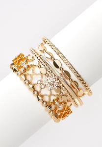 XL Bangle Set