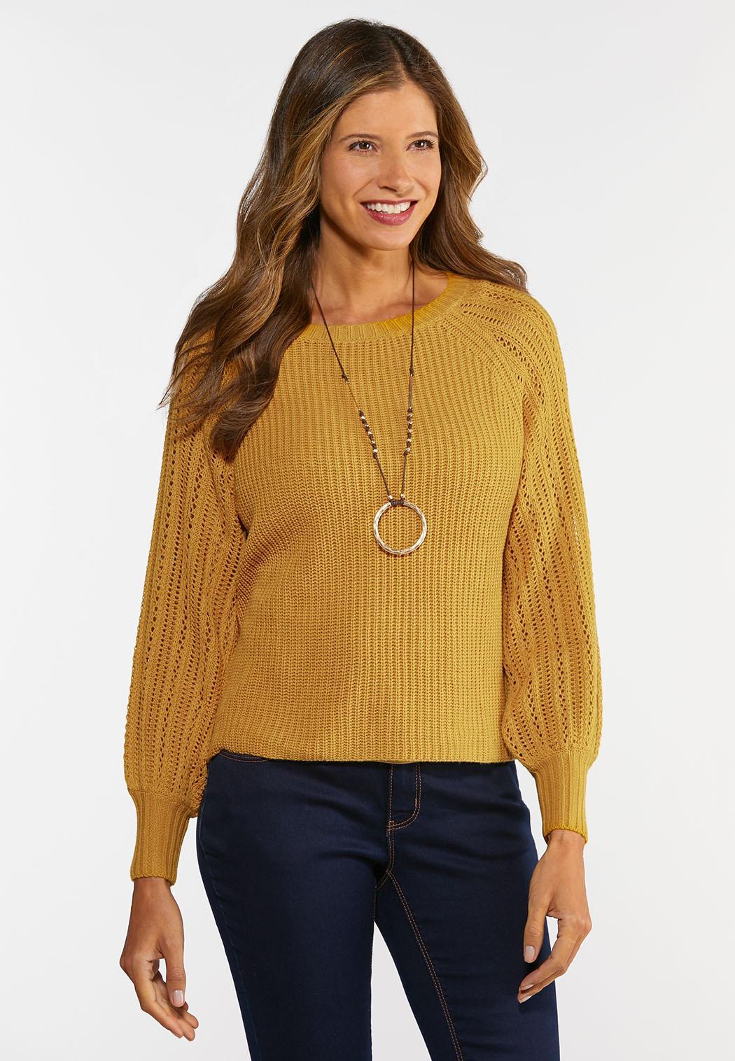 Honey Pullover Sweater