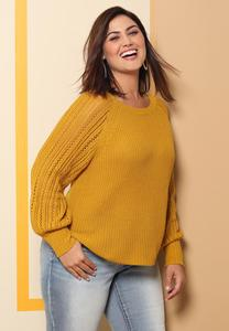 Honey Pullover Sweater