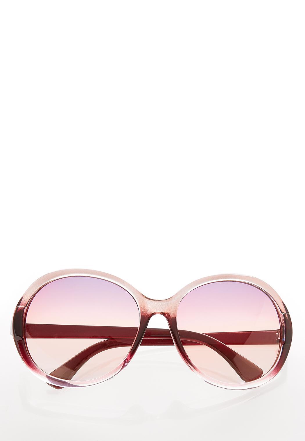Ombre Rose Sunglasses
