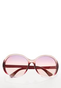 Ombre Rose Sunglasses