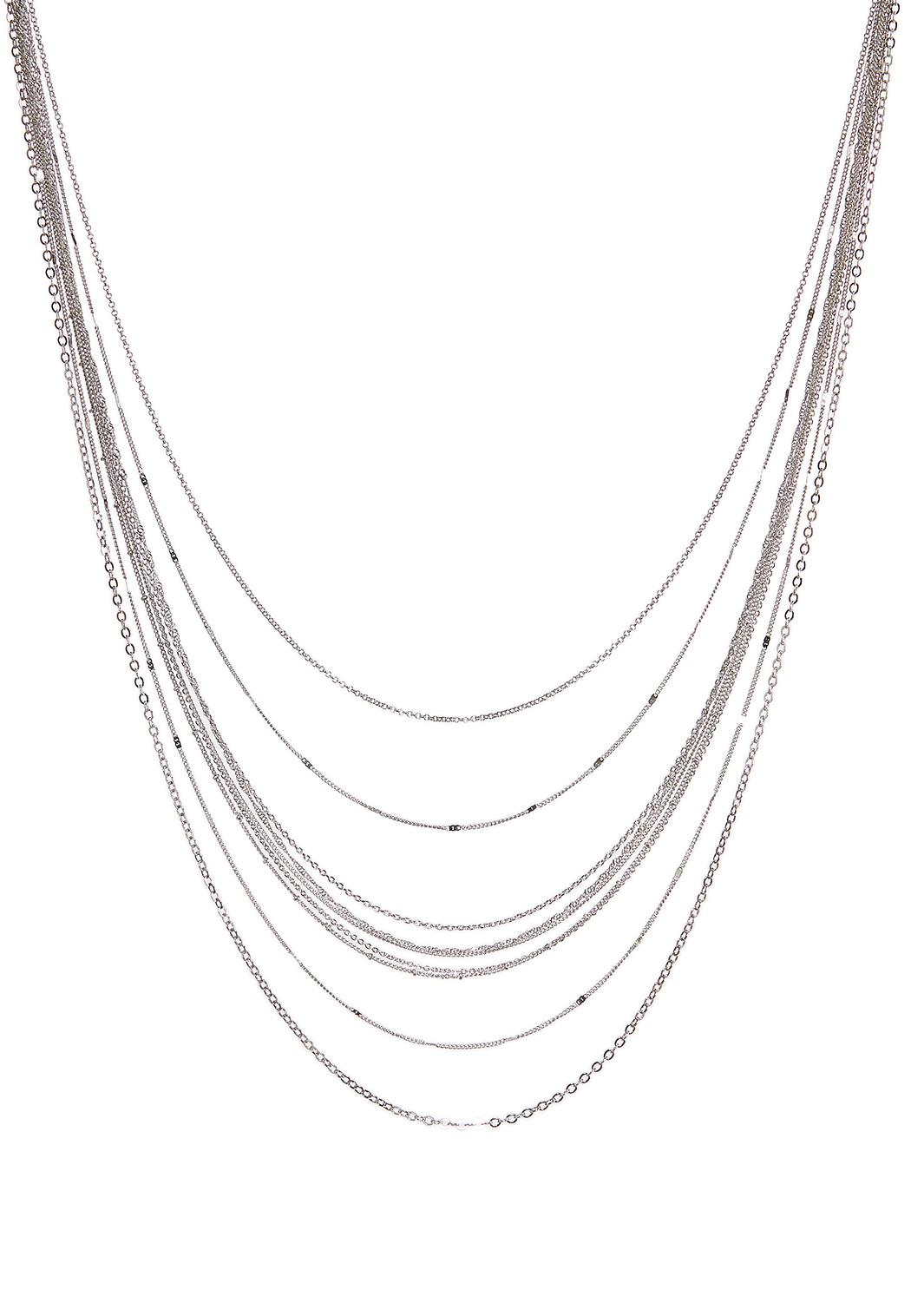 Delicate Layered Chain Necklace