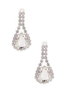 Tear Cupchain Earrings