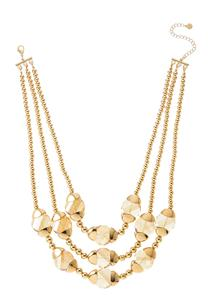 Triple Layered Necklace