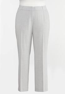 Plus Size Curvy Trousers