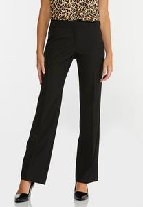 Curvy Trouser Pants