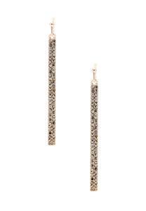 Dazzling Linear Earrings
