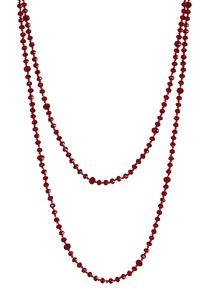 Rondelle Bead Necklace