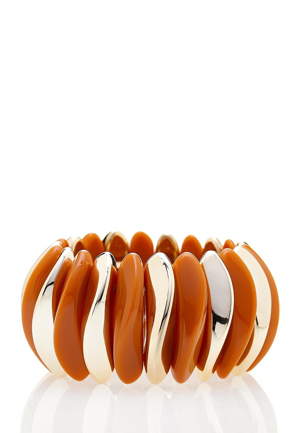 Acrylic Stretch Bracelet