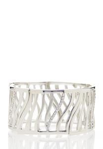 Zebra Stripe Stretch Bracelet
