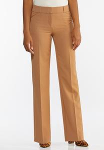 Stretch Waist Trouser Pants