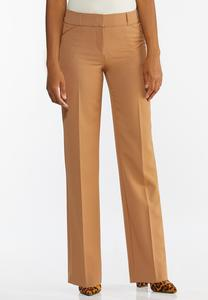 Stretch Waist Trouser Pants