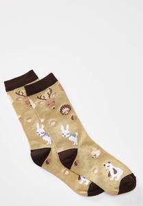 Woodland Socks