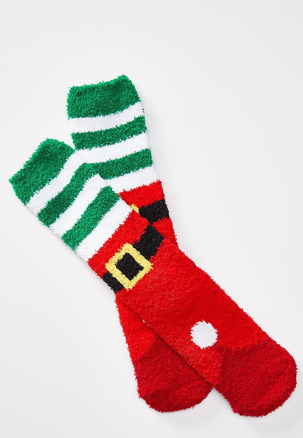 Cozy Christmas Socks