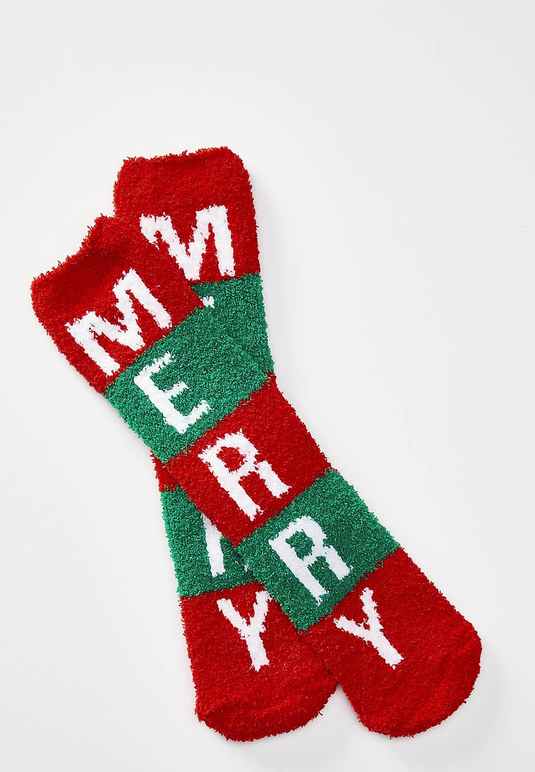 Cozy Merry Socks