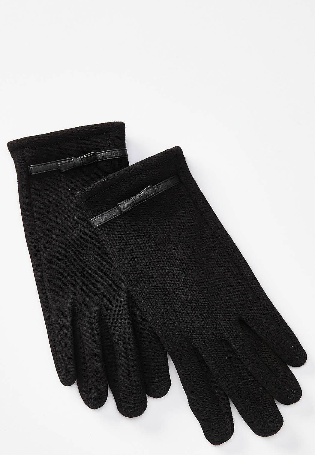 Tech Touch Bow Gloves