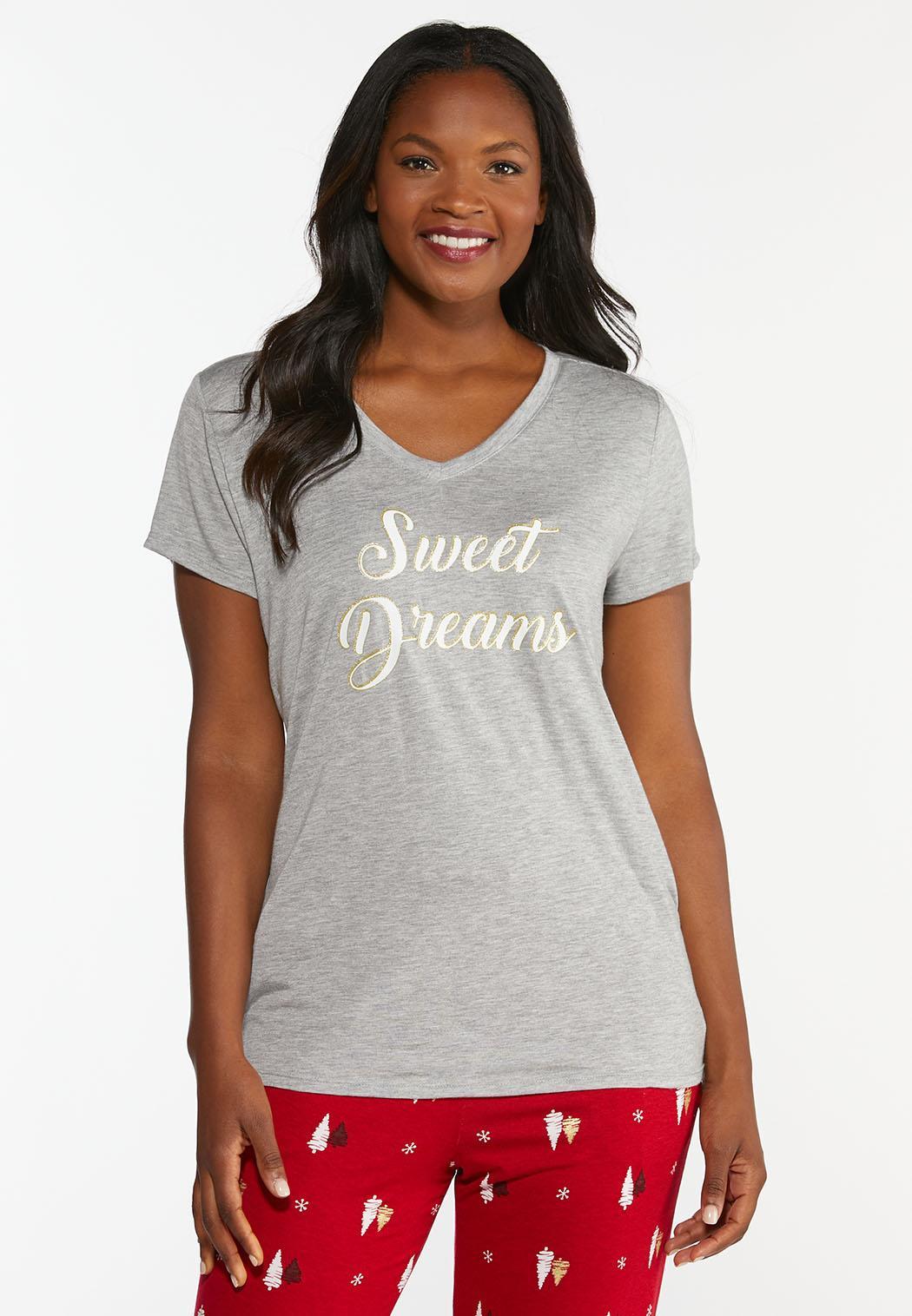 Sweet Dreams Sleep Tee