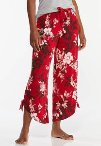Floral Sleep Pants