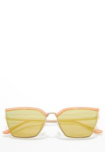 Rose Enamel Sunglasses
