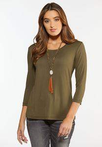 Classic Solid Top