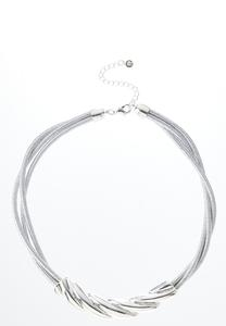 Twisted Collar Necklace
