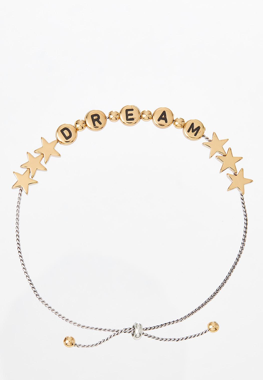 Dream Pull-String Bracelet
