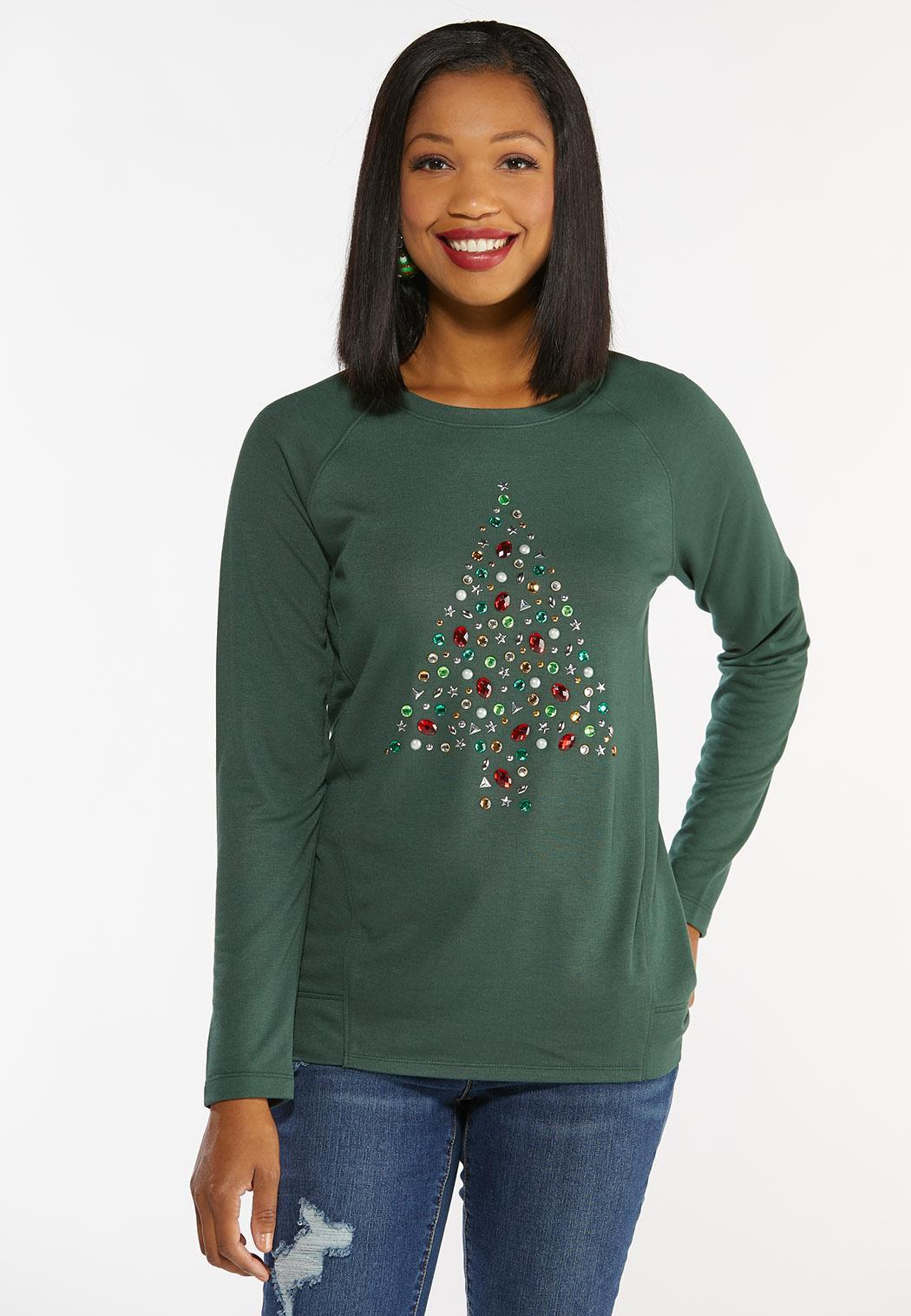 Jeweled Christmas Tree Top