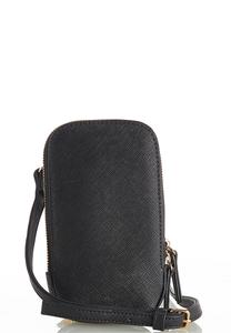 Zip Around Cellphone Crossbody
