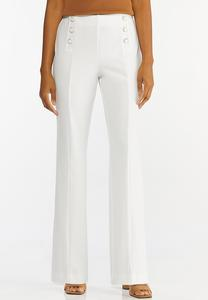 Petite Sailor Trouser Pants