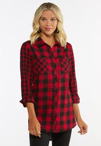 Chili Plaid Shirt