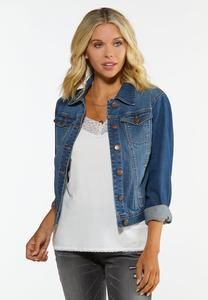 Core Denim Jacket