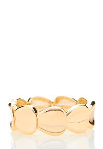 Mod Gold Stretch Bracelet