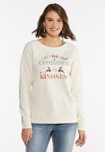 All I Want For Christmas Sweatshirt
