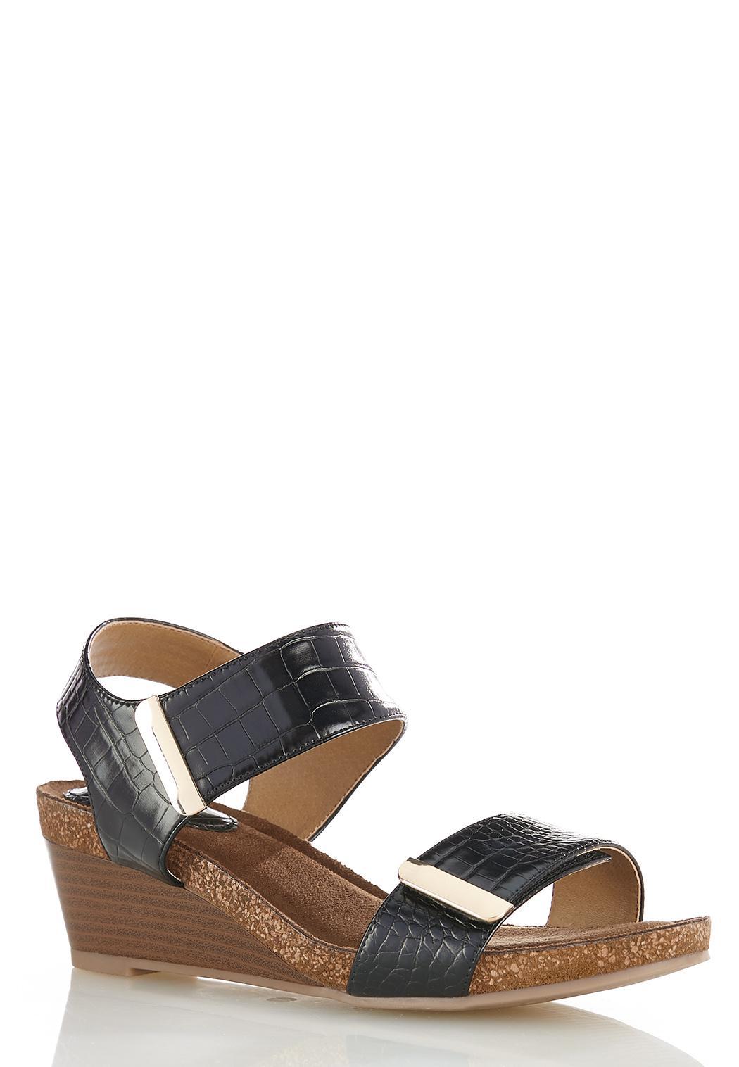 Croc Comfort Wedges