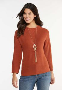 Spiced Latte Sweater