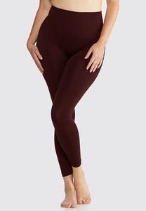 Plus Size The Perfect Wine Leggings
