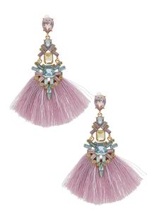 Statement Fringe Earrings