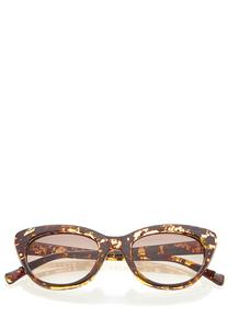 Cateye Standout Sunglasses