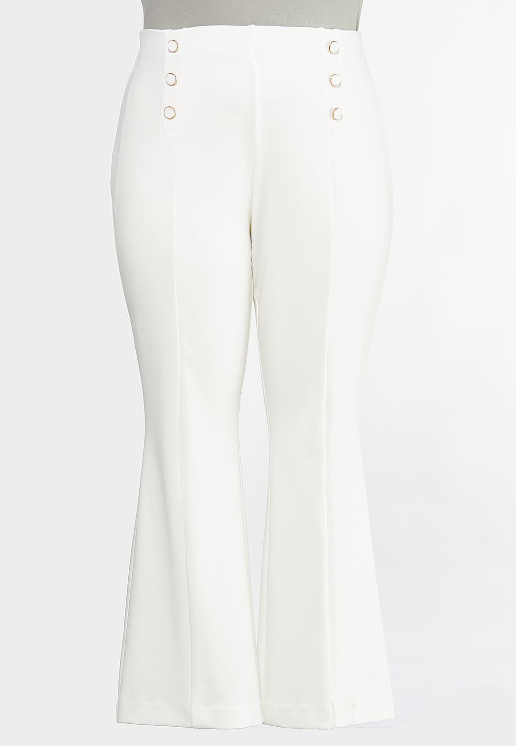 Plus Petite Sailor Trouser Pants